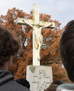 All Souls Day Mass At Mt. Olivet Cemetery 2018